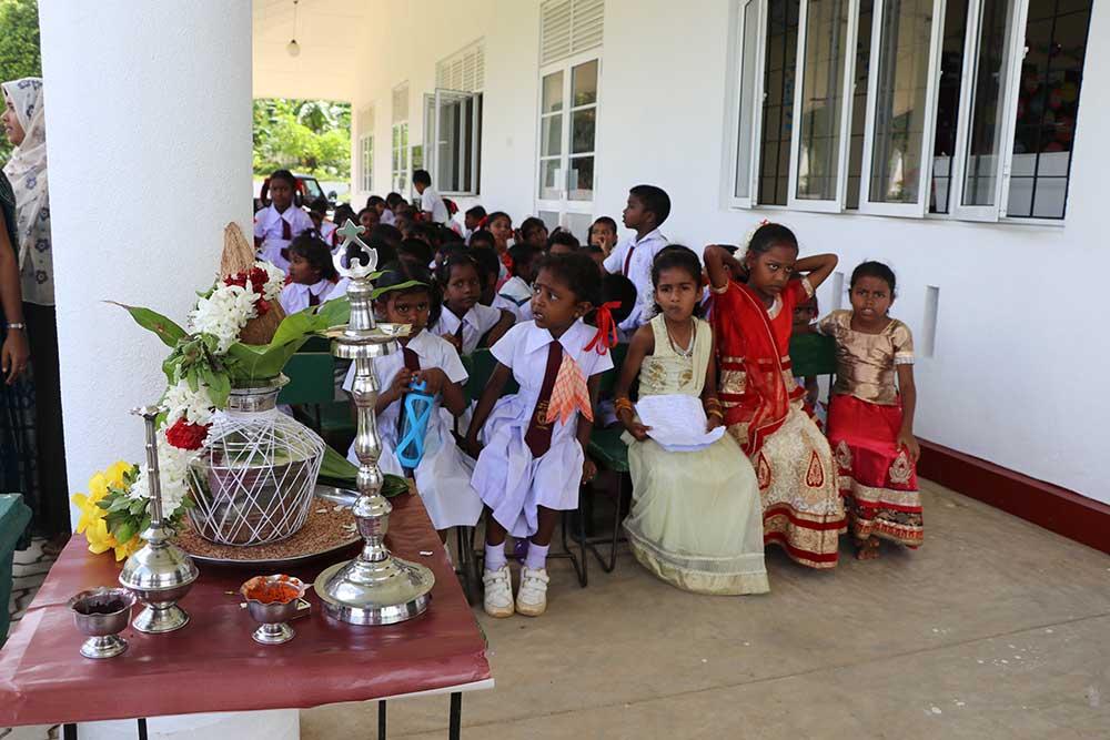 இலங்கை மக்களின் மொழி உரிமையைப் பாதுகாப்பதற்கான அரசகரும மொழிகள் வாரம்